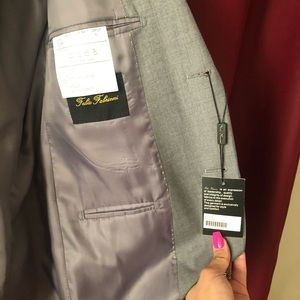 Other - Slim Fit Grey Suit